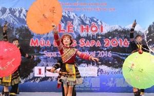 Nhiều hoạt động hấp dẫn của Lễ hội mùa đông Sapa 2017