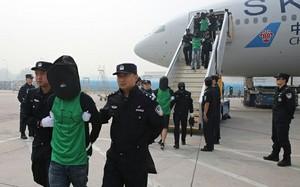 Campuchia trục xuất 7 người dân Đài Loan vì nghi ngờ gian lận