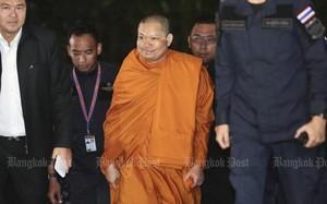 Nhà sư ăn chơi khét tiếng đã bị áp giải về Thái Lan