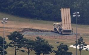 Hàn Quốc triển khai THAAD, chuẩn bị đáp trả lại Triều Tiên