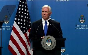 Mỹ sẽ không đứng nhìn Venezuela sụp đổ