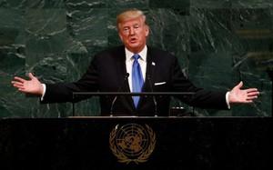 Tổng thống Donald Trump: Mỹ sẽ không áp đặt ý chí của mình lên các quốc gia khác
