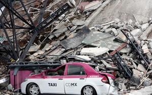 Động đất mạnh ở Mexico, ít nhất 138 người thiệt mạng