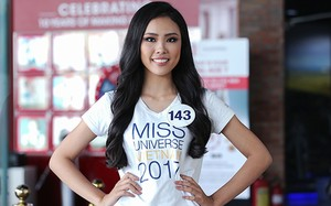 Lộ diện những nhan sắc đầu tiên lọt vào Bán kết Hoa hậu Hoàn vũ Việt Nam 2017