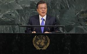Tổng thống Hàn Quốc không muốn phá vỡ 'hòa khí' với Triều Tiên