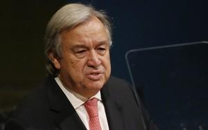 Tổng thư ký Antonio Guterres yêu cầu Iran thả tư do cho cựu quan chức LHQ