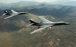 Mỹ điều máy bay ném bom tới bờ biển Triều Tiên