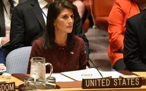 Đại sứ Nikki Haley: Mỹ sẽ tiếp tục duy trì thỏa thuận Iran
