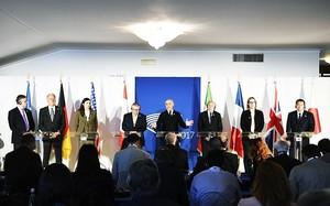 G7 sẽ ngăn chặn chủ nghĩa Hồi giáo cực đoan trên Internet