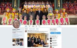Trung Quốc cấm Twitter nhưng Tổng thống Trump vẫn truy cập như thường ?