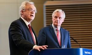 EU cho Anh thời hạn 2 tuần để chi trả 'phí ly hôn'