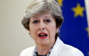 Thủ tướng Anh gọi việc từ chức của ông Mugabe là 'tín hiệu đáng mừng'