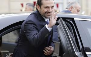 Thủ tướng Hariri trở lại Lebanon sau tin đồn từ chức