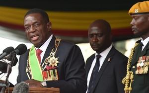 Tân tổng thống Mnangagwa: Sẽ mở ra thời kì mới cho Zimbabwe