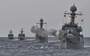 Bất chấp cảnh báo từ Triều Tiên, Mỹ-Nhật-Hàn tiếp tục tập trận