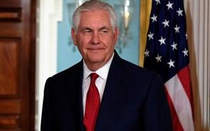 Ngoại trưởng Tillerson: Mỹ sẵn sàng đàm phán vô điều kiện với Triều Tiên