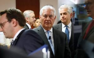 Nhà Trắng tiếp tục mâu thuẫn với Ngoại trưởng trong vấn đề Triều Tiên