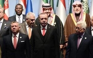 Các quốc gia Hồi giáo chống lại tuyên bố của ông Trump