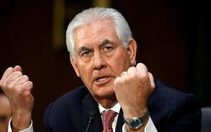 Ngoại trưởng Mỹ: Gây áp lực tới khi Triều Tiên chịu đàm phán