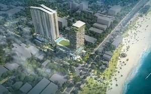 FLC Sea Tower Quy Nhơn là dự án căn hộ khách sạn 5 sao đầu tiên tại trung tâm thành phố Quy Nhơn