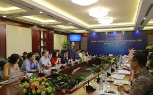 Chủ tịch tập đoàn FLC phát biểu tại hội nghị