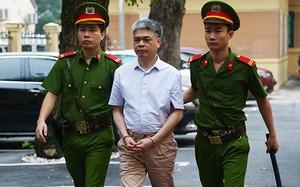 Cựu tổng giám đốc OceanBank Nguyễn Xuân Sơn.