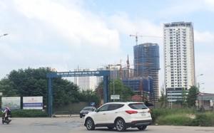 Khu đô thị Ngoại giao đoàn do Tổng Cty Xây dựng Hà Nội (Hancorp) làm chủ đầu tư. Dự án nổi tiếng là khu đô thị có mật độ xây dựng thấp, 30-33%, còn lại 70% là khu công viên cây xanh, hồ điều hòa, công trình công cộng…