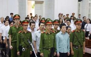 Các bị cáo nghe tuyên án ngày 29-9.