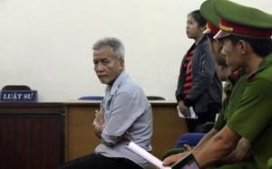 Bị cáo Nguyễn Đào tại tòa