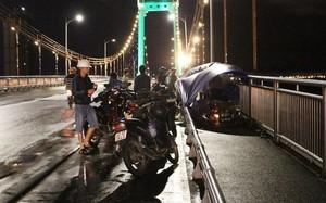 Cầu Thuận Phước (Đà Nẵng) nơi hai thanh niên nhảy cầu.