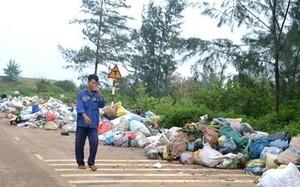Sống chung với ô nhiễm nặng vì rác thải