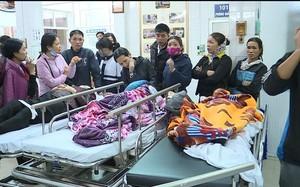 Tối 11/12, còn 5 em học sinh vụ sập lan can trường tiểu học Bắc Ninh đang điều trị ở Bệnh viện Việt Đức