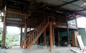 Nhà của bà Lô Thị Đào.