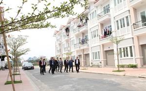 Khu đô thị dành cho người có thu nhập thấp Pruksa Town tại TP. Hải Phòng