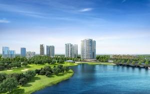 Lake 1 là dự án bất động sản duy nhất mà 100% các căn hộ sở nhìn tầm nhìn hướng hồ đắt giá
