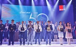 """Vinamilk  6 năm liền lọt Top '50 công ty kinh doanh hiệu quả nhất Việt Nam"""""""