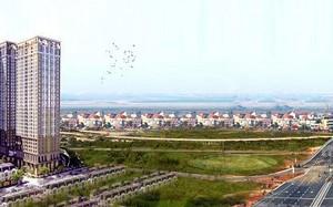 Dự án Sunshine Riverside nằm trên tuyến đường Nhật Tân – Nội Bài