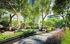 Với thiết kế độc đáo, TNR GoldSeason làm một tổ hợp riêng tư, yên bình giữa trung tâm thành phố Hà Nội sôi động