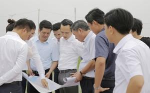 Lãnh đạo Tập đoàn FLC và tỉnh Thái Bình khảo sát địa điểm đầu tư