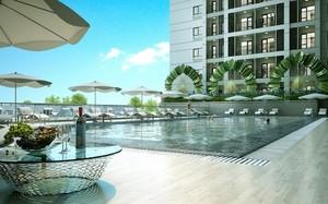 Bể bơi ngoài trời sẽ bắt đầu đi vào hoạt động từ đầu tháng 9
