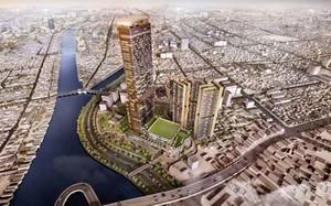 hối cảnh chính thức của Dự Án Dragon Riverside City