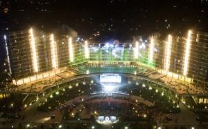 FLC Grand Hotel Samson bừng sáng trong đêm khai trương.