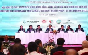 Phát triển bền vững ĐBSCL: 'Nhân tai thách thức hơn thiên tai'