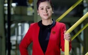 Bà Lê Hoàng Diệp Thảo, vợ cũ ông Đặng Lê Nguyên Vũ.