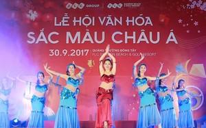 Chương trình nghệ thuật đa quốc gia