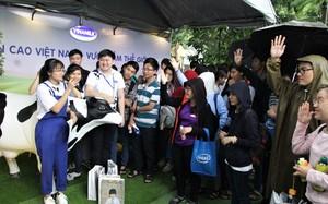 Vinamilk đồng hành cùng 'Ngày hội việc làm Bách Khoa 2017'