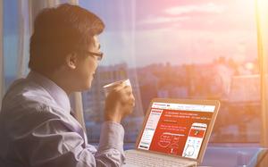 Techcombank giới thiệu tính năng đăng ký E- Banking trực tuyến