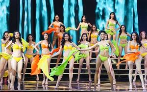 Bán kết Hoa hậu Hoàn vũ Việt Nam 2017 vào tối 4/11 vẫn diễn ra dù được yêu cầu dừng.