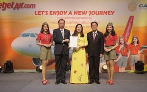 Vietjet mở đường bay Đà Lạt-Băng Cốc