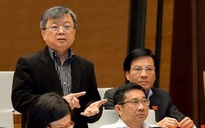 Đại biểu Trương Trọng Nghĩa lo ngại về quy định cấp đất 99 năm. Ảnh:QH